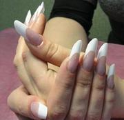 Обучение по курсу наращивания и дизайн ногтей. УЦ Нота Бене.