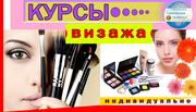 Обучение макияжу в Учебном центре Современные профессии